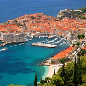 Kroatie Dubrovnik busreis