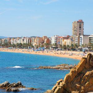Spanje Lloret de Mar vakantie